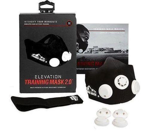 Маска для бігу.Training Mask.