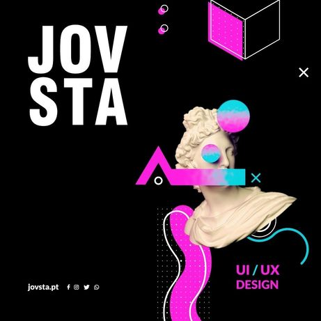 Design e Webdesign - logótipo, cartão de visita, flyer, sites...