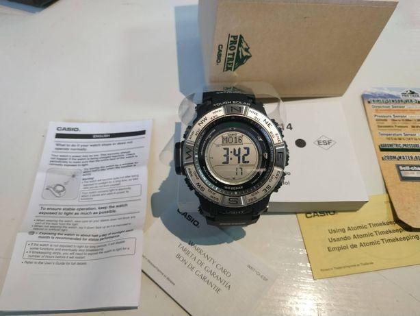 Часы Casio Pro Trek PRW-3500-1CR