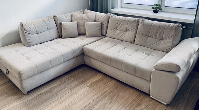 Narożnik rozkładany / sofa / kanapa