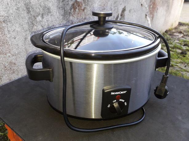 Slow cooker silvercrest