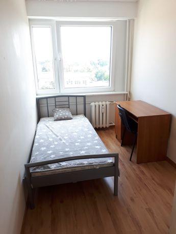 Pokój 1 osobowy w mieszkaniu studenckim ul. Osińskiego