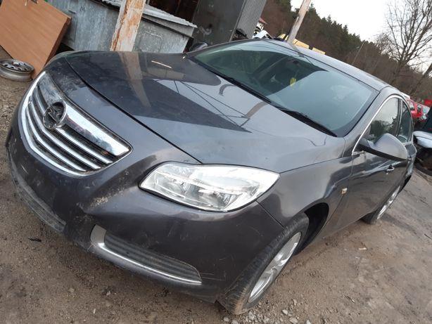 Opel Insignia A 2.0 CDTI. Cały na części (wszystkie części)