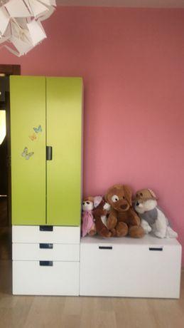 meble dziecięce Stuva Ikea