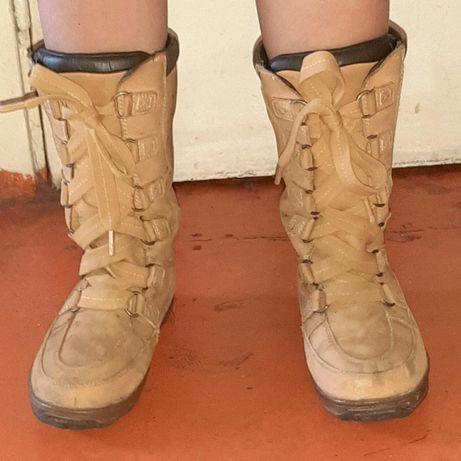 Timberland Mukluk женские сапоги ботинки,оригинал США.