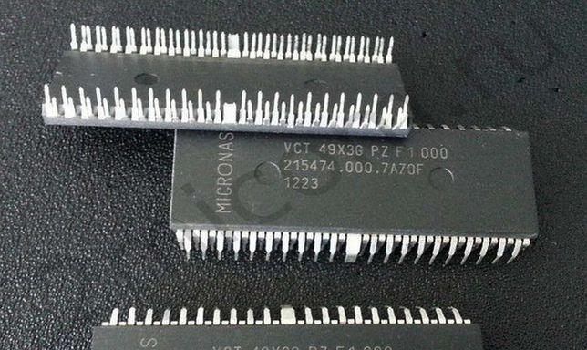 Процессоры для кинескопных TV :VCT49X3F, SDA555 ,TDA9361 - TDA9381