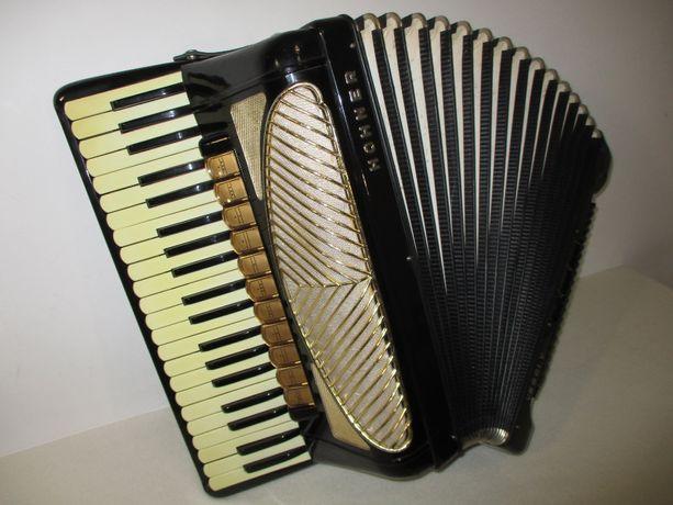 Akordeon Hohner Verdi V,120 basów(,MUSETTE) stan BDB zamiana !!!