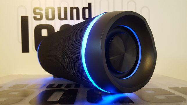 MOCNY głośnik bluetooth przenośny bezprzewodowy radio odtwarzacz mp3