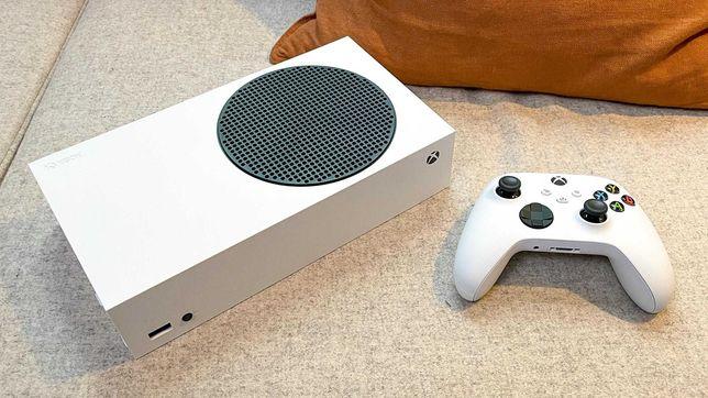 Xbox Series S 512 GB igła gwarancja 19 miesięcy pełny zestaw