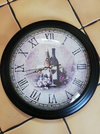 Zegar ścienny 32,5 cm