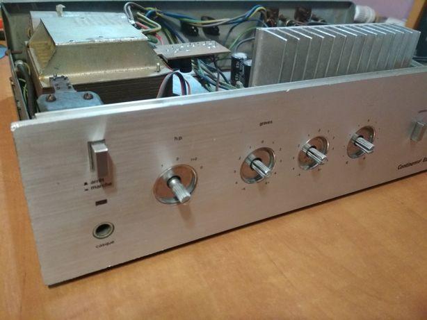 Wzmacniacz stereo w obudowie unitra tda7294 ok 60w