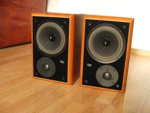 Kolumny TONSIL TLC Maestro 70S, prawdziwy fornir, eksport do UK.
