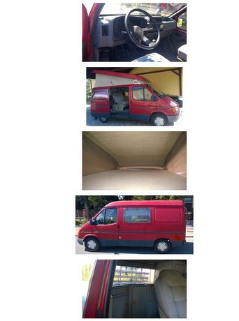 Kamper Westfalia Ford Nugget