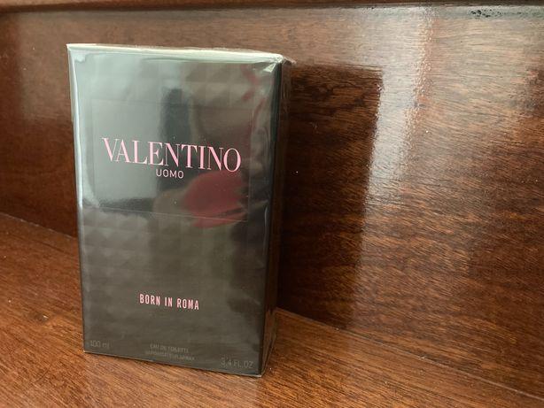 EDT Valentino Uomo Born in Roma