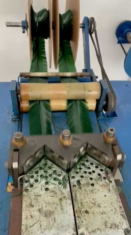 Maszyna do robienia sztucznej jedliny plus akcesoria