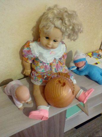 Кукла + большой новый шар-лол