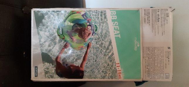 Bóia insuflável de piscina criança 11-15 kgs