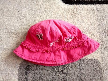 Kapelusz kapelusik r.49 dla dziewczynki