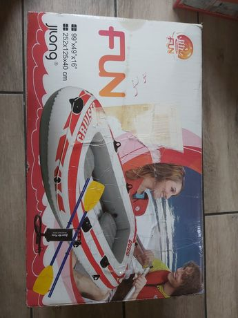 Ponton Cruiser CB3000 Jilong 252x125x40