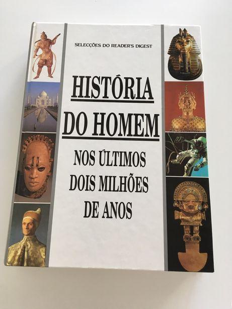A História do Homem nos Últimos Milhões de Anos