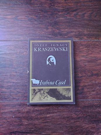 Książka Hrabina Cosel - Józef Ignacy Kraszewski