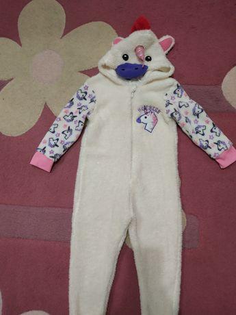 Пижама кигуруми костюм 4-5 110