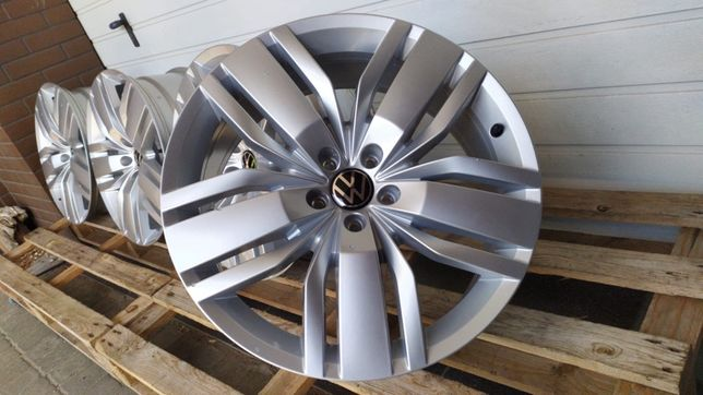 Felgi aluminiowe VW 20'' 5x112 ET34 AUDI SEAT SKODA