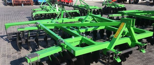 Борона дискова трактор юмз,мтз,т-40,т-25.Захвати від 1.3 до 3.15.Поляк