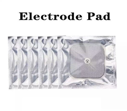Par de Eletrodos p\ Eletroestimador Muscular
