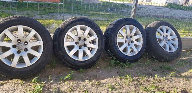 Alufelgi Audi R15