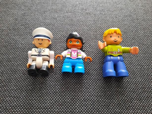 Figurki Lego DUPLO, ludziki, unikat, stare