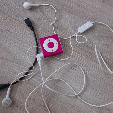 MP3 плеер + наушники