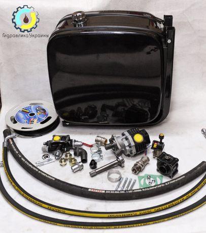 Комплект гидравлики на тягач, самосвал Daf / Man / Renault / Volvo