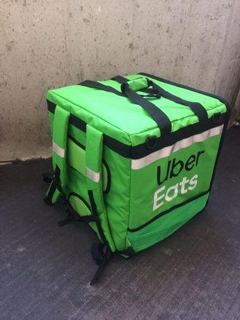 Термосумка Убер Uber Eats Термо сумка холодильник Новая!