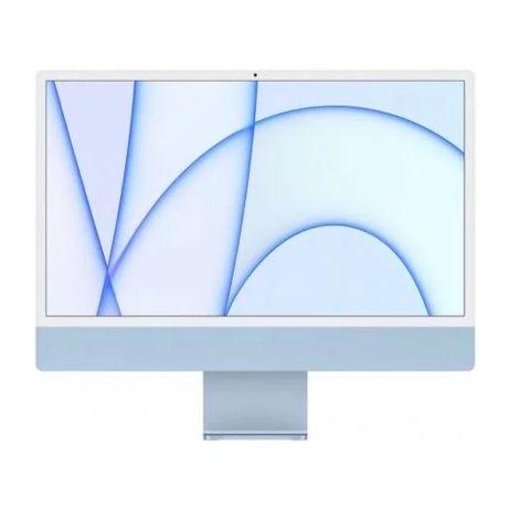 Apple iMac 24 M1 2021 Blue (MJV93) В НАЛИЧИИ! ГАРАНТИЯ МАГАЗИНА!