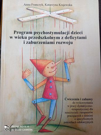 Program psychostymulacji dzieci w wieku przedszkolnym z deficytami