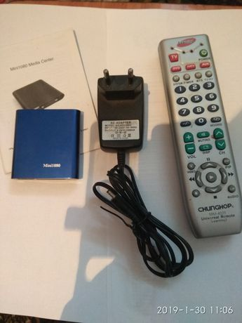 Mini 1080 Media Center