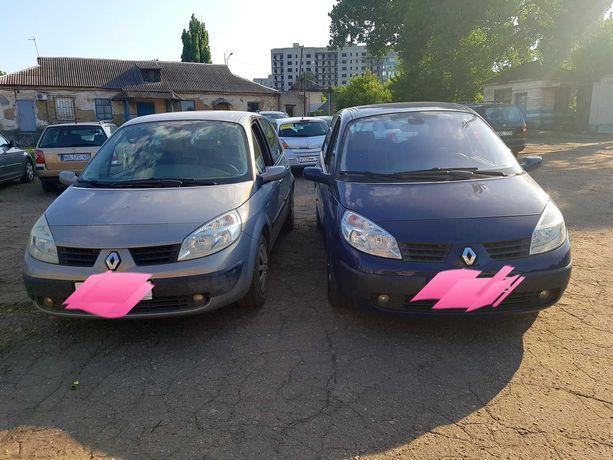 АВТОМАТ  Рено Сценик   Renault Scenic