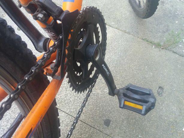 Bicicleta para desocupar