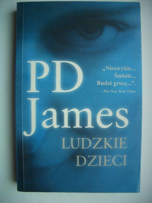 Ludzkie dzieci - P.D. James Pruszków - image 1