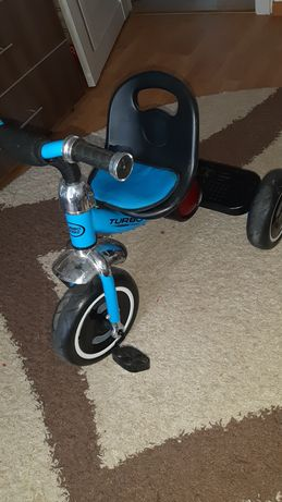 Велосипед трьохколісний Турбо Трайк