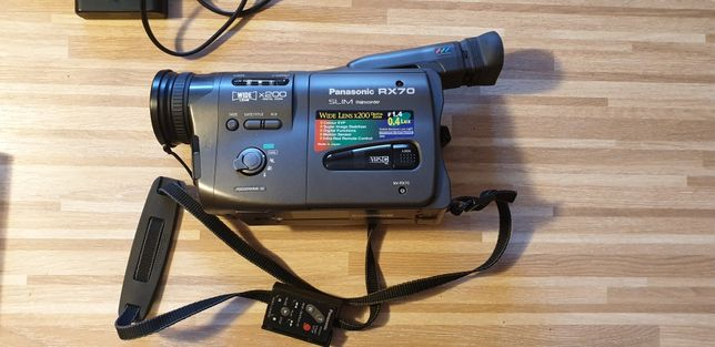 Kamera Panasonic NV-RX70EE