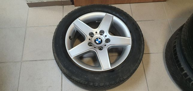 Felgi Aluminiowe BMW Rozmiar 16 E46 Stan bardzo dobry