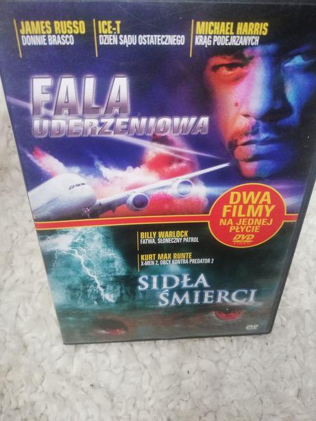 Fala uderzeniowa / sidła śmierci film dvd