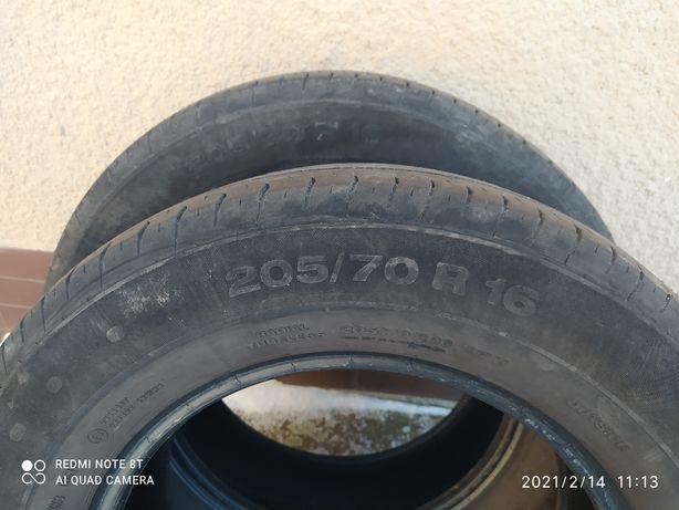 Opony Continental 205/70/16 Dot (0518) 2szt.