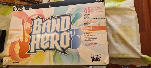 Band Hero PS2 novo e selado (RARO)
