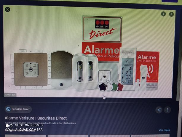 Alarme  casa  securitas direct