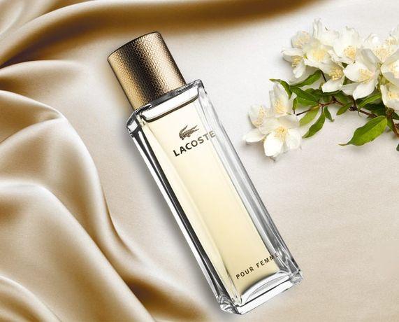 Lacoste Pour Femme 90 мл тестер оригинал лакоста пур фем желтая жолтая