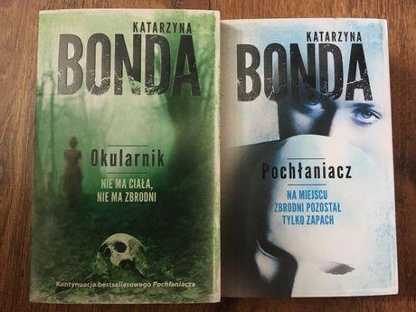 Książki Katarzyny Bondy