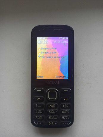 Кнопочный телефон Nomi